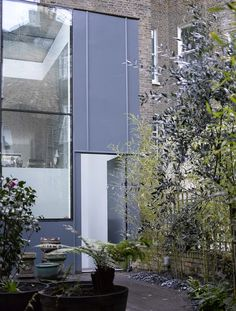 Goldney Road | Jonathan Tuckey Design, West London, UK   The Insertion Of A