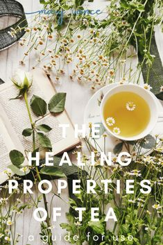 Teas have amazing health benefits. Learn how to use all types of tea to improve your health and mood.