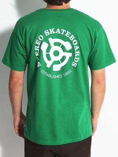 #Stereo #Skateboards EST. '92 #Tshirt $16.99