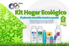 Amway de Mexico - Productos que no dañan el ambiente