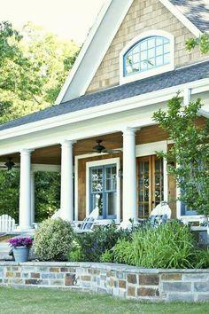 Cedar shake shingle house...LOVE♥