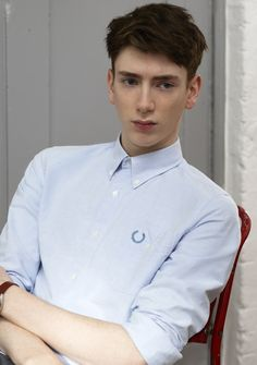 Fred Perry Mens Shirt Button Down