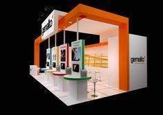 Rezultate imazhesh për exhibition stand design