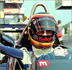 Stefan Bellof, Maurer-BMW MM83, 1983 Grote Prijs van Limburg F2 race, Zolder