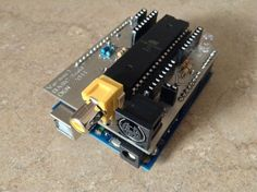 Picture of Arduino BASIC Shield
