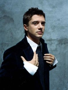 Topher Grace... pretty much my perfect man.