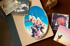 Transferring photos to wood is an easy way to get that rustic vibe without sacrificing the bold hues you love.