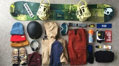 A step-by-step guide (with photos and videos) that shows you how to store your snowboard and snowboarding gear in the fastest and safest way possible.