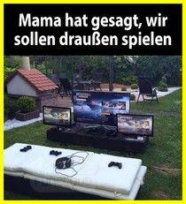 Mama hat gesagt...