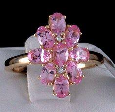 Vintage Diamond Rings, Gemstone Colors, Solid Gold, Gemstone Jewelry, Jewlery, Gold Rings, Fine Jewelry, Pendants, Brooch