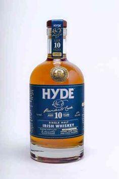 Hyde 10 Jahre Irish Whiskey 0,7 l Mehr