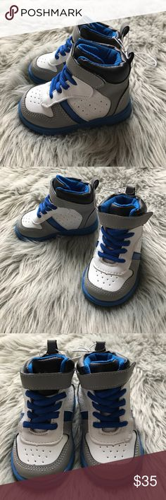 Koala Kids sneakers NWOT Koala Kids sneakers in size 4. New without tags. Wish these fit my little one. Such good quality and really good support for walking. Koala Kids Shoes Sneakers