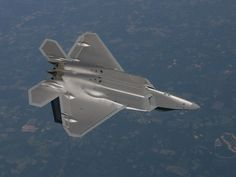 f 22 raptor Stealth Aircraft, Fighter Aircraft, Stealth Bomber, Military Jets, Military Aircraft, Military Weapons, Air Fighter, Fighter Jets, Jet Airlines