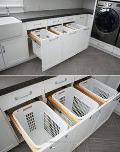 Insane home storage and organization, small laundry room ideas  The post  home storage and organization, small laundry room ideas…  appeared first on  99 Decor .