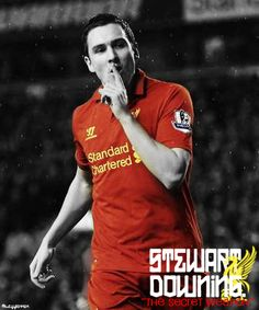 "Stewart Downing ""The Secret Weapon of Liverpool"""