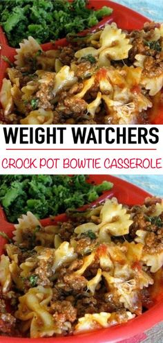 Crock Pot Bowtie Casserole Crock Pot Bowtie Casserole,Recipes Crock Pot Bowtie Casserole recipes dinner recipes for two healthy dinner crockpot recipes dinner recipes for family Weight Watchers Desserts, Plats Weight Watchers, Weight Watchers Diet, Weight Watcher Dinners, Weight Watchers Recipe Ground Beef, Weight Watcher Crockpot Recipes, Weight Watchers Freezer Meals, Weight Watchers Casserole, Healthy Casserole Recipes