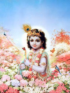 krishna | ... is a unique stotra, describing the Sweetness of Lord Sri Krishna