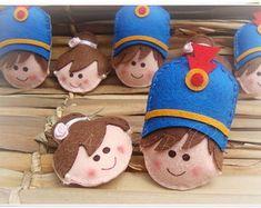 Bailarina e Soldadinho de Chumbo Soldier Party, Andersen's Fairy Tales, Origami, Coin Purse, Alice, Teddy Bear, Toys, Creative, Christmas