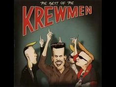 The Krewmen - The Clock - YouTube