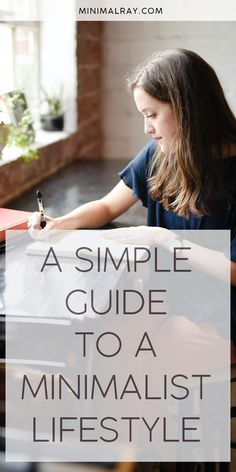 Minimalist Lifestyle, Minimalist Living, Decluttering, To Focus, Simple Living, Money Tips, Frugal Living, Van Life, Debt