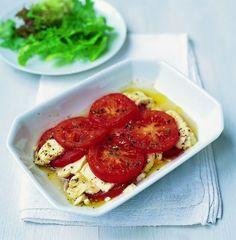 Υπέροχο Σαγανάκι με ντομάτες και φέτα | Συνταγές - Sintayes.gr