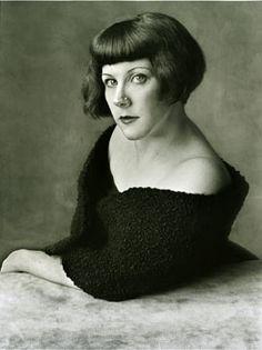 Elissa Schappell by Marion Ettlinger