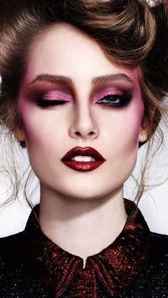 Editorial hair, beauty editorial, editorial fashion, editorial make up, mag Beauty Fotos, Lr Beauty, Beauty Shoot, Beauty Makeup, Beauty Hacks, Vogue Makeup, Makeup Style, Fashion Editorial Makeup, High Fashion Makeup