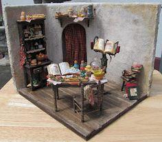 Beautiful witch kitchen by Karin Caspar