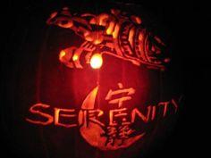 Serenity Firefly Pumpkin