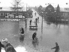Watersnood 1960 tuindorp Oostzaan