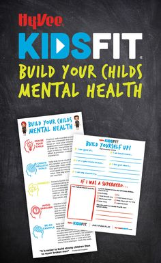 How can you build your mental health? Start taking care of your mental health early. Mental Health Awareness Month, Fit Bit, School Counseling, Good To Know, Goals, Children, Boys, Kids, Big Kids