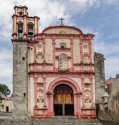 Catedral de Nuestra Señora de la Asuncó de Cuernavaca - Cuernavaca, Merelos, MX / por Wilo Enríquez en 500px