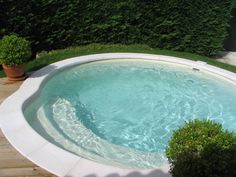 Piscine coque à Manosque - Pose de piscine
