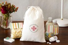 Wedding Welcome Kits: Favorite Finds for Hotel Gift Bags
