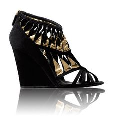 Chanel Carnival Wedges
