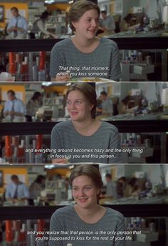 Never Been Kissed Iconic Movies, Old Movies, Never Been Kissed Movie, Love Movie, Movie Tv, Ps I Love You, My Love, Almost Lover, Girly Movies