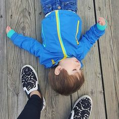 Jax put in a hard day at the Aquarium, he couldn't even make it past the dock!