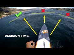 HOW TO STAND UP PADDLE DOWNWIND: SUP VIDEO