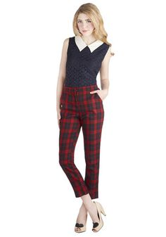 non wool vegan plaid pants. I've always wanted a pair of these #vegan #pants