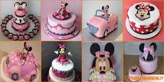 Torte Minnie Compleanni
