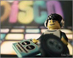 last night a LEGO DJ saved my life on the dance floor!