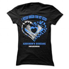 My - Addisons Disease - #sweatshirt style #sweatshirt women. BUY TODAY AND SAVE => https://www.sunfrog.com/LifeStyle/My--Addisons-Disease-Ladies.html?68278