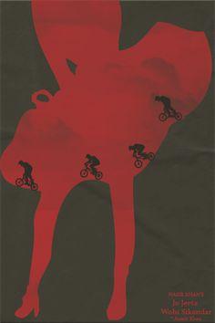 Classic! Jo Jeeta Wohi Sikander (1992) #minimalistposters