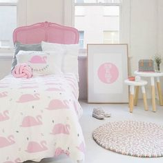 mommo design: BRIGHT GIRL'S ROOMS