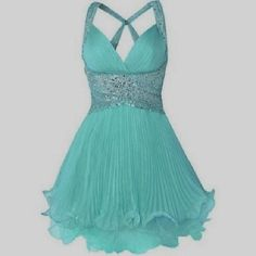 Cute Dress, just needs to be a tad longer