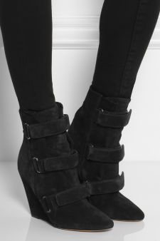 Isabel Marant | Sebay suede ankle boots | NET-A-PORTER.COM