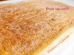 PASTA BISCOTTO | ricetta base