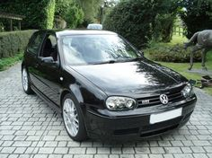 Mk4 with black headlight surround