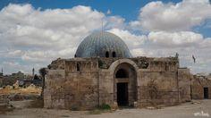 Umayyad Palace, Amman Citadel, Jordan