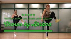 """""""Instructions"""" Demi Lovato Choreo by Aksana"""